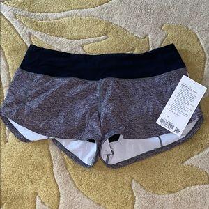 Lululemon speed up LR shorts